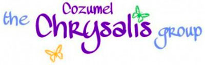 The Cozumel Chrysalis Group Logo
