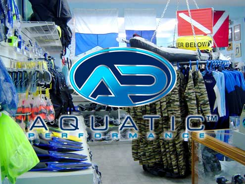 Wholesale distribution of scuba equipment.